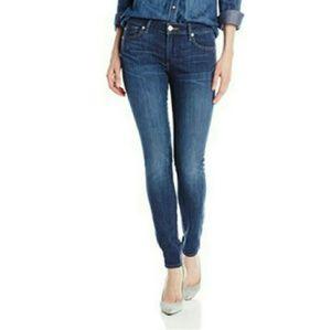 💕EUC True Religion skinny jeans
